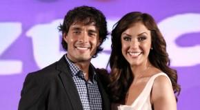 "Ana Belena i Fernando Alonso w telenoweli ""Huérfanas"""