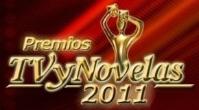 Wręczono nagrody TVyNovelas 2011