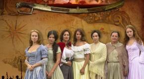 A casa das 7 mulheres