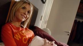 Carla Peterson zostanie mamą!