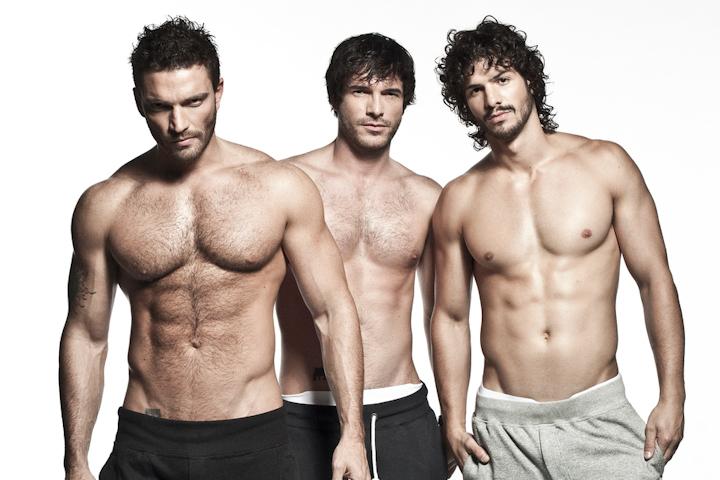trío gay qué