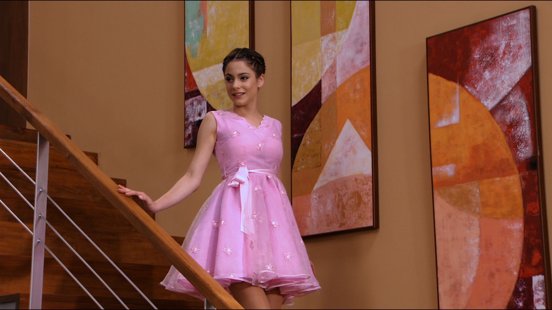 Платья из сериала виолетта фото 2