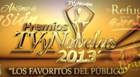 TVyNovelas 2013: Ulubieńcy publiczności (wideo)