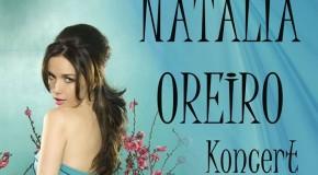 Natalia Oreiro wystąpi we Wrocławiu