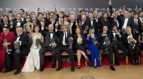 Goya 2014: Noc kina i roszczeń