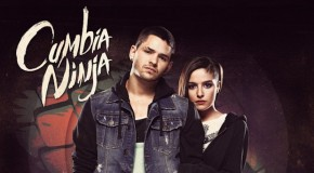 """""""Ojos en la espalda"""", przebój z serialu """"Cumbia Ninja"""""""