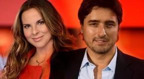 """Chilijczyk Jorge Zabaleta i Kate del Castillo w """"Dueños del paraíso"""""""