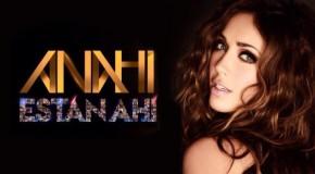 Muzyczna pocztówka Anahí dla jej fanów