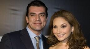 Jorge Salinas i Elizabeth Álvarez zostaną rodzicami