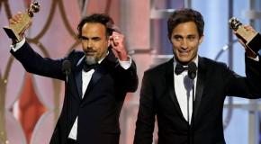Złote Globy 2016: Alejandro González Iñárritu i Gael García Bernal wśród nagrodzonych