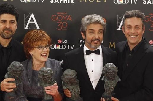 """30. Nagrody Goya: """"Truman"""" zdobywa pięć statuetek i tytuł najlepszego filmu"""