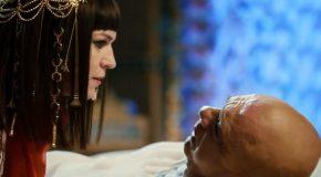 """""""Dziesięć przykazań"""" – Odcinek 59: Faraon Seti zostaje otruty"""