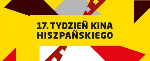 17. Tydzień Kina Hiszpańskiego już od marca!