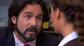 """""""Po prostu María"""" – Odcinek 123: Spotkanie z (nie)znajomym"""