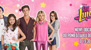"""Nowe odcinki """"Soy Luna"""" od 20 lutego w Disney Channel"""