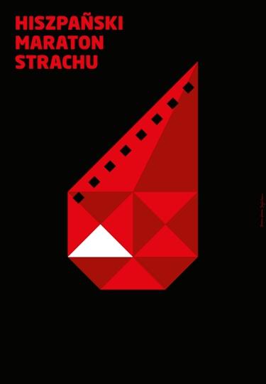 Hiszpański Maraton Strachu Pierwszy taki Hiszpański Maraton Strachu i to w 9 miastach Polski hiszpanskimaratonstrachu plakat