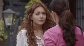 """""""Trzy razy Ana"""" – Odcinek 74: Ana Lucía ma dość kłamstw Soledad"""