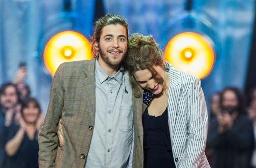 Salvador Sobral wygrał Eurowizję balladą o kochaniu za dwoje