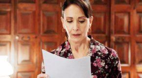 """""""Trzy razy Ana"""" – Odcinek 103: Soledad zostawia list dla Any Lucíi"""