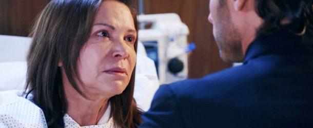 """Trzy razy Ana"" – Odcinek 111: Ana Lucía rezygnuje z Santiaga"
