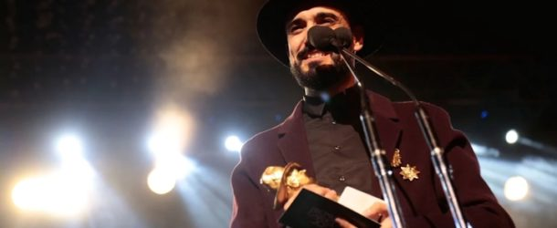 Abel Pintos potrójnym zdobywcą Złotego Gardela