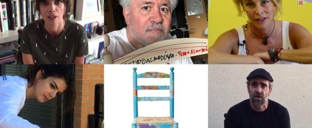 Hiszpańscy artyści ustępują miejsca uchodźcom