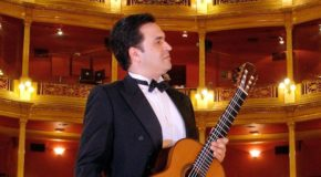 Instytut Cervantesa w Warszawie: Mauricio Díaz Álvarez – koncert gitarowy