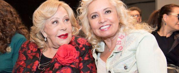 "Carla Estrada produkuje serial ""Sivia Pinal… frente a ti"""