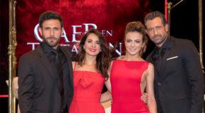 """Meksykańskie Nagrody TVyNovelas: """"Caer en tentación"""" na szczycie"""