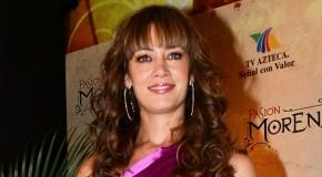 Anette Michel meksykańską Kobietą Judasz