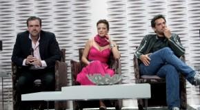 """Silvia Navarro i Cristián de la Fuente w """"Lidia de amor"""""""
