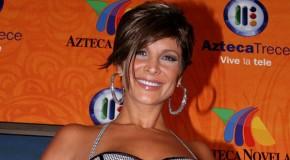 Lorena Rojas w TV Azteca