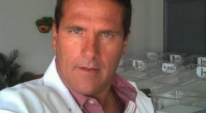 Héctor Soberón Zmienił wygląd do nowej roli