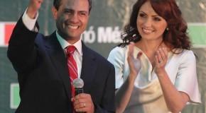 Angélica Rivera Pierwszą Damą Meksyku