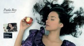 Paola Rey wśród najpiękniejszych kolumbijskich gwiazd