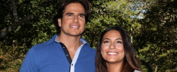 Ana Brenda i Daniel Arenas już kręcą!