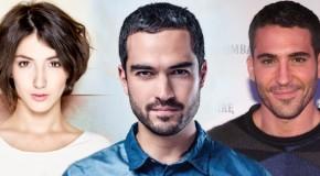 Alfonso Herrera, Erendira Ibarra i Miguel Ángel Silvestre w nowym serialu rodzeństwa Wachowskich