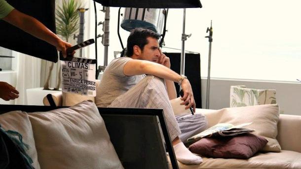"""Jedną z ról w """"Klimatach"""" zagrał kolumbijski aktor Rafael Novoa (fot. Archiwum) Klimaty WFF: Obiecująca reżyserka Enrica Pérez prezentuje peruwiańskie """"Klimaty"""" rafaelnovoa climas"""