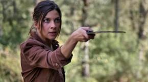 """Natalia Tena w hiszpańskim serialu Sci-Fi """"Refugiados"""""""