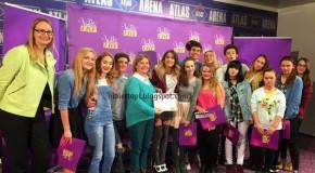 """Ambasada Królewstwa Hiszpanii w Polsce docenia wkład serialu """"Violetta"""" w naukę języka hiszpańskiego"""