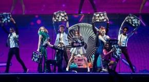 """""""Violetta Live"""": Gwiazdy Disneya wydobyły głos z gardeł polskich fanów na koncertach w Łodzi"""