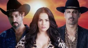 "Danna García w nowym serialu Venevisionu ""Ruta 35"""