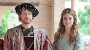 Álvaro Cervantes i Blanca Suárez na czele Cesarstwa Rzymskiego