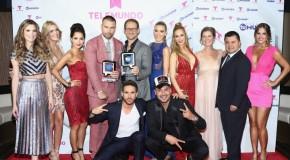 """Premios Tu Mundo 2015: """"El señor de los cielos"""" super serialem Telemundo"""