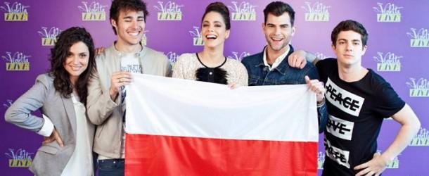 """""""Violetta Live"""" w Warszawie"""