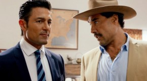 """Fernando Colunga i Eduardo Yáñez, złodziejski duet w filmie """"Ladrones"""""""