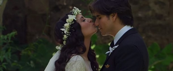 """Dzikie serce"" – Odcinek 162: Maricruz i Octavio biorą ślub"