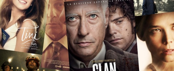 Premiery filmów iberoamerykańskich w 2016 roku