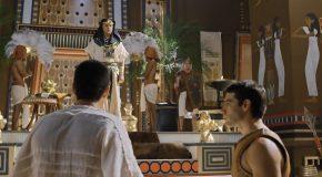 """""""Dziesięć przykazań"""" – Odcinek 10: Ramzes ratuje Mojżesza przed straceniem"""