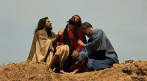 """""""Dziesięć przykazań"""" – Odcinek 173: Bitwa z Amalekitami"""